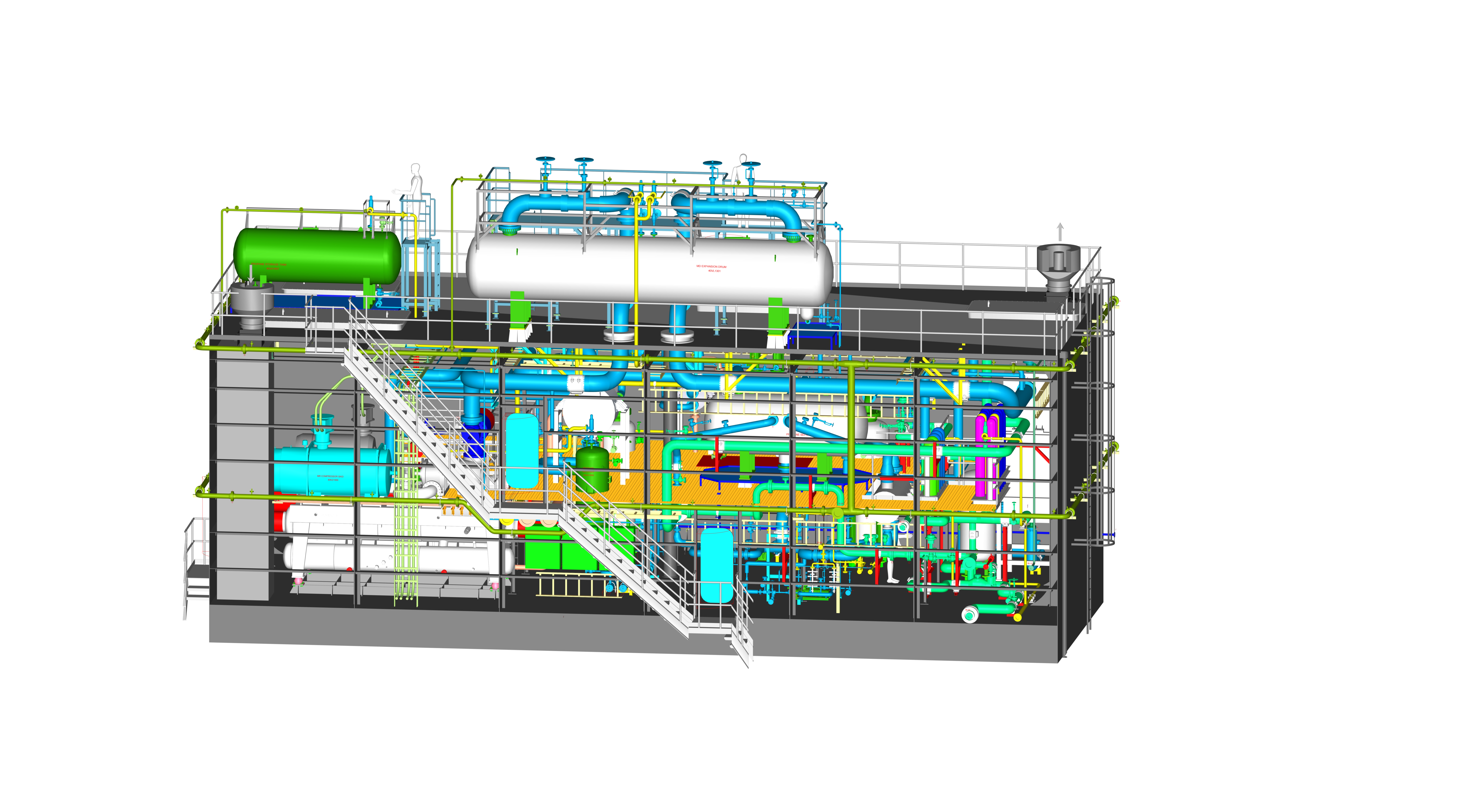 Wärtsilä re liquefaction plants again the choice for LNG Carriers