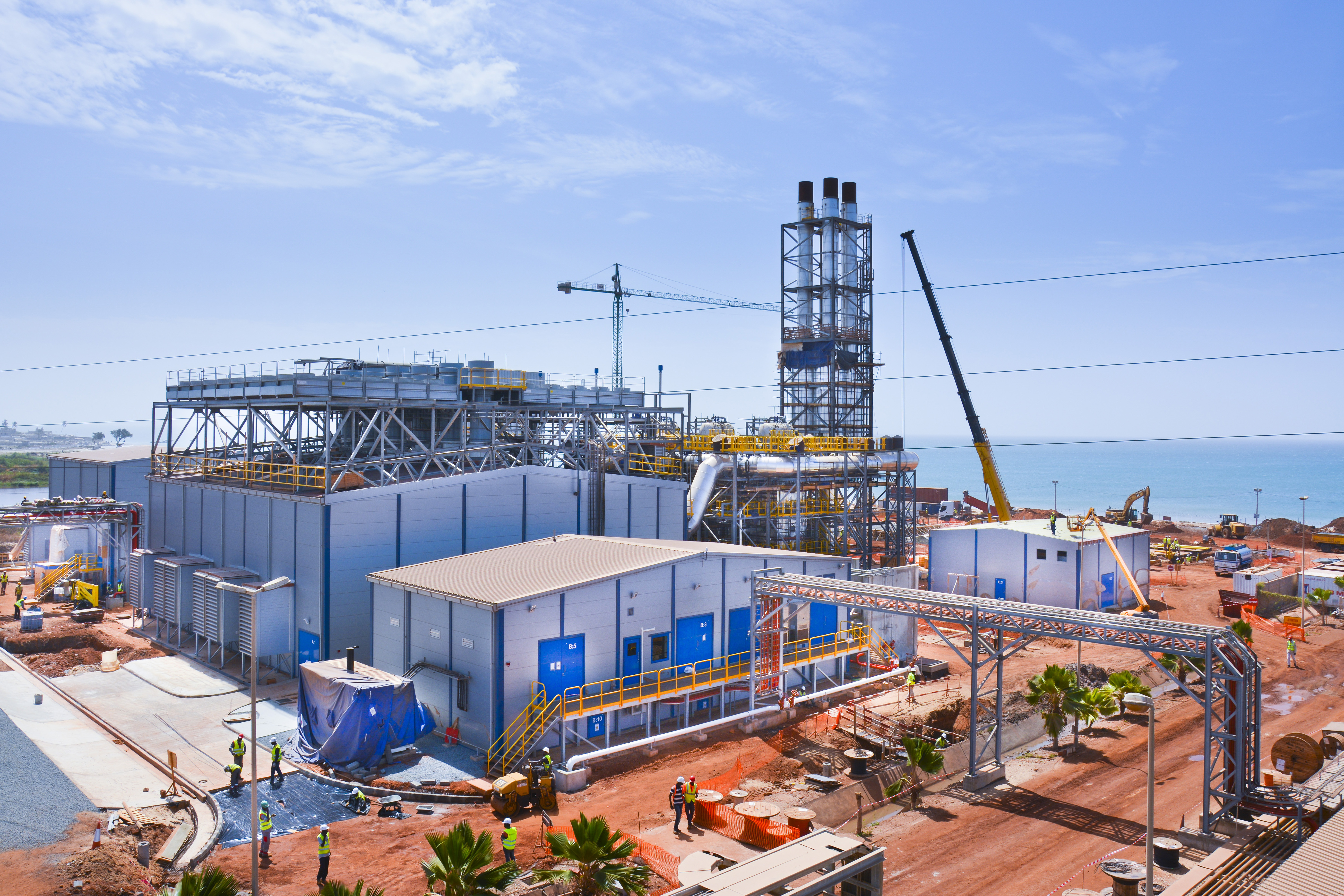Wärtsilä Flexicycle power plant inaugurated in Senegal