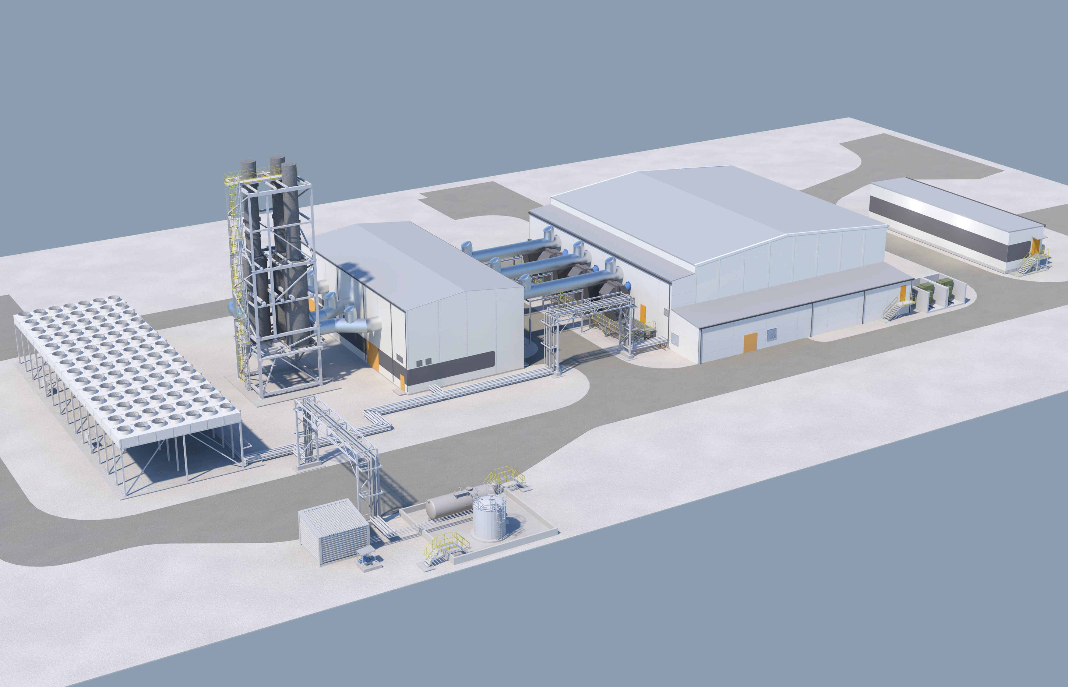 Wrtsil Delivers Technology To Modernize A Power Plant At Pulp And Diagram Of Link Image