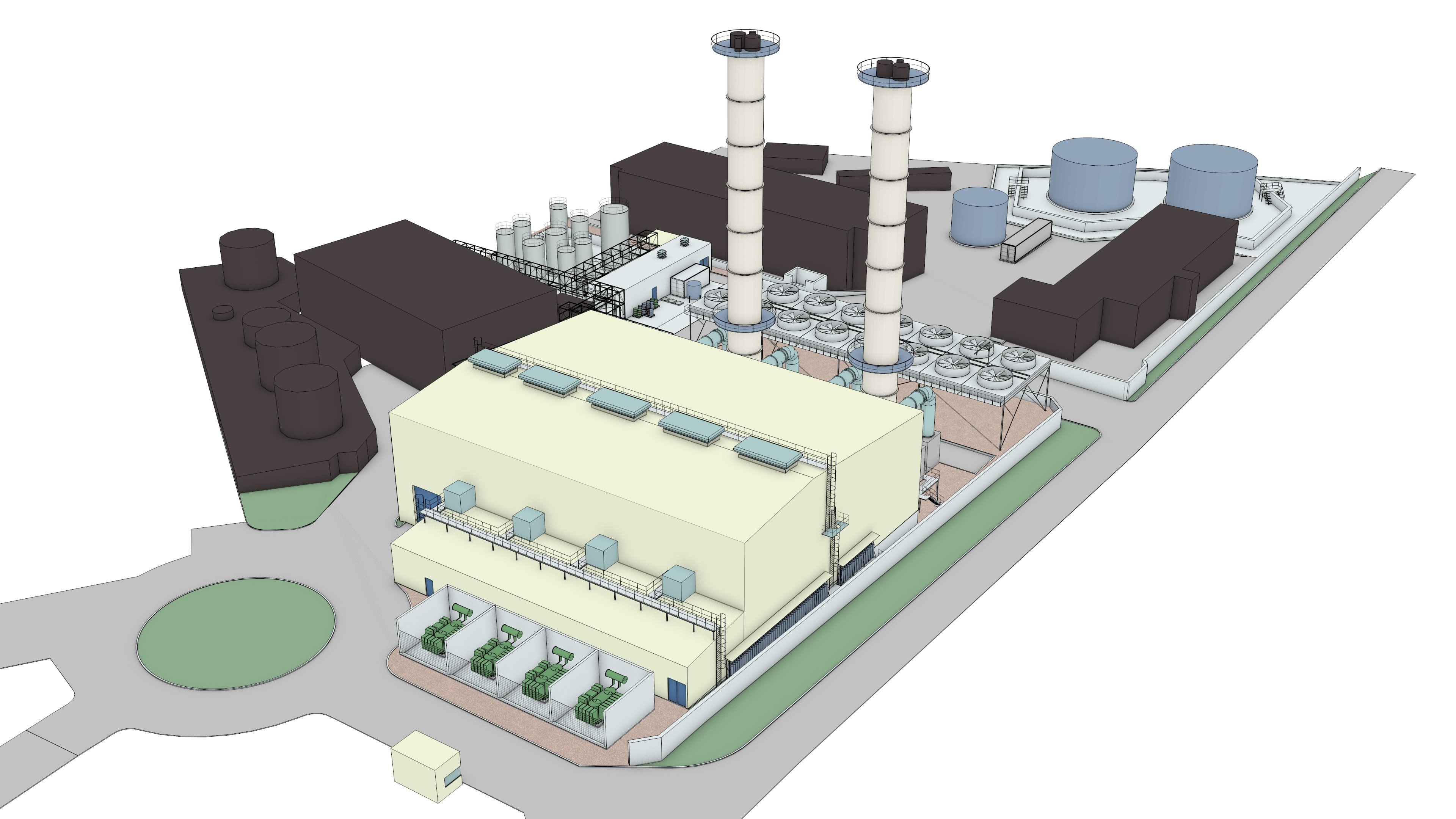 Wärtsilä supplies 67 MW Smart Power Generation power plant to